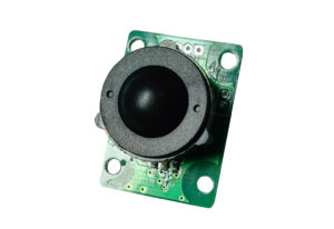 Extremely small 12.mm trackball pointing device with black color