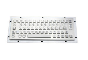 panel mount industrial keyboard