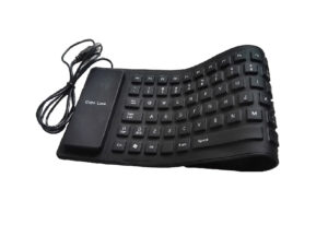 roll up flexible keyboard