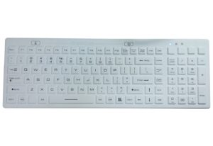 Arabian keyboard with antibacterial