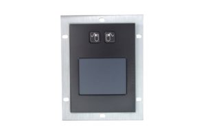 Black titanium pointing device