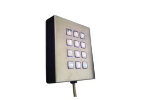 desk top version 3 x 4 12 keys USB numeric keypad with stand-by backlight