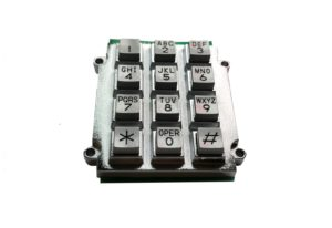 alphabetic numeric keypad for phone