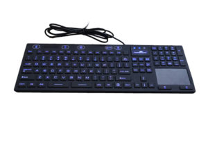 backlight touchpad keyboard IP68